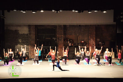 Destination Yoga at the State Theatre